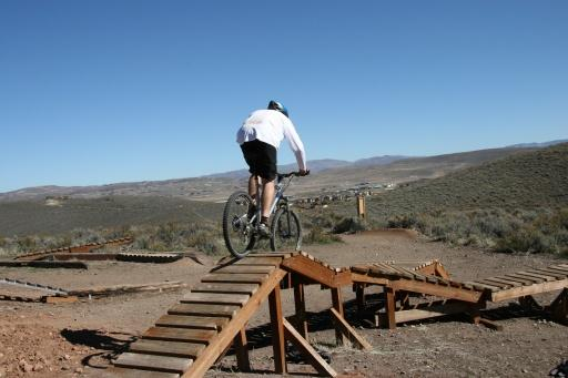 Trailside Loop And Skills Park