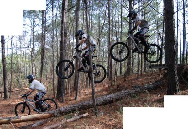 Blue Clay Bike Park