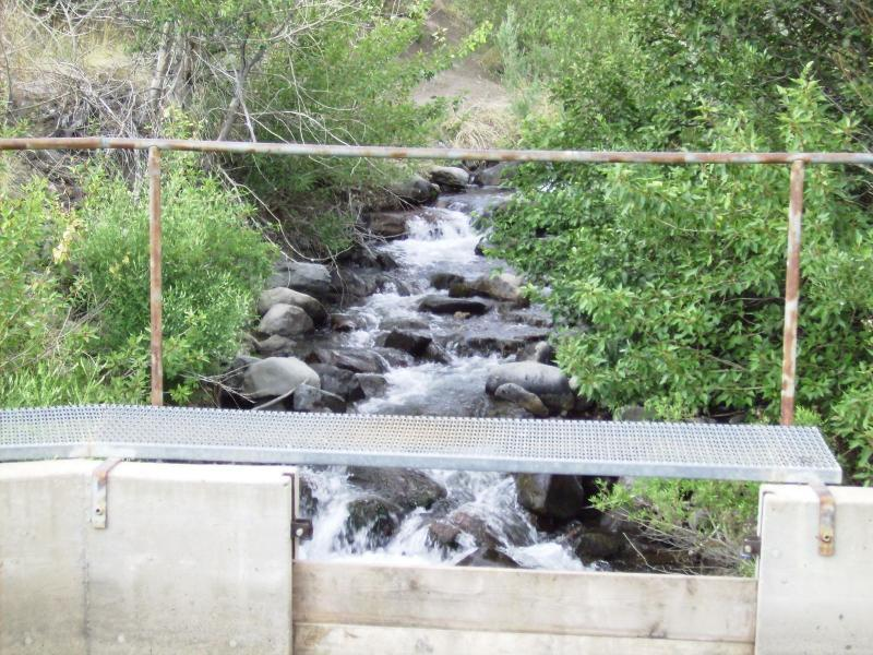Steamboat Ditch To Hole In The Wall