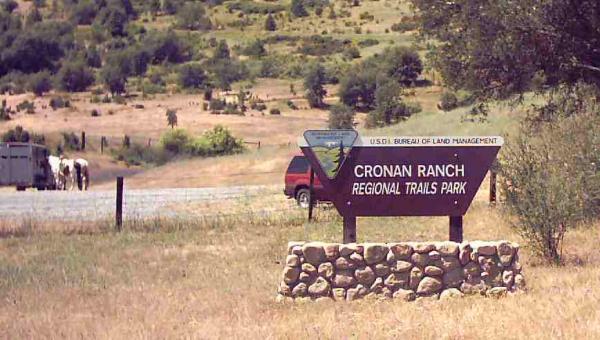 Cronan Ranch East Ridge Trail
