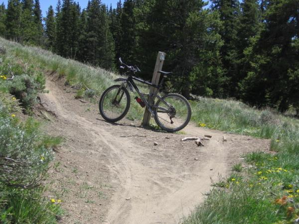 Summit Cove / Soda Creek Loop
