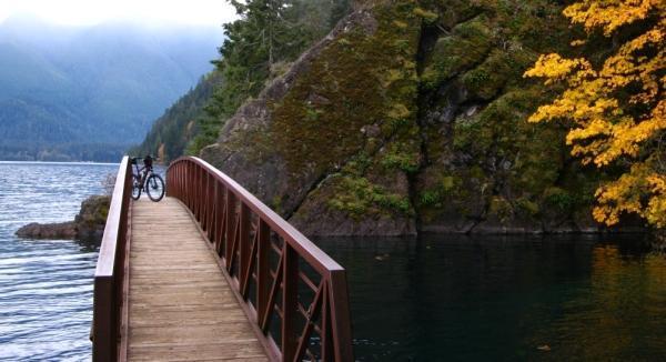 Spruce R.R. Trail