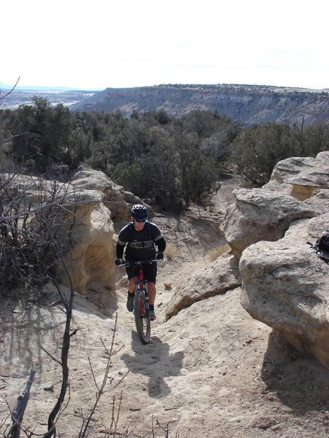 Westwater Mesa / Overlook