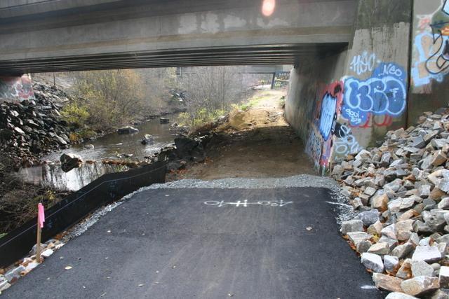 Trumbull Rail Trail