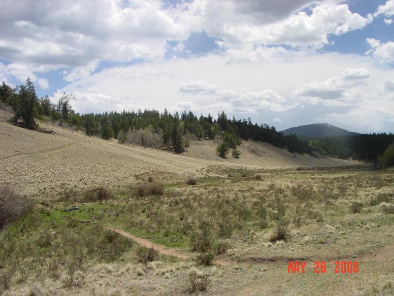 Colorado Trail: Kenosha Pass To Lost Creek Wilderness Bound