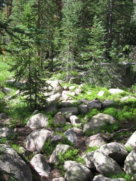 CDT: High Lonesome / Caribou / Strawberry West Trail