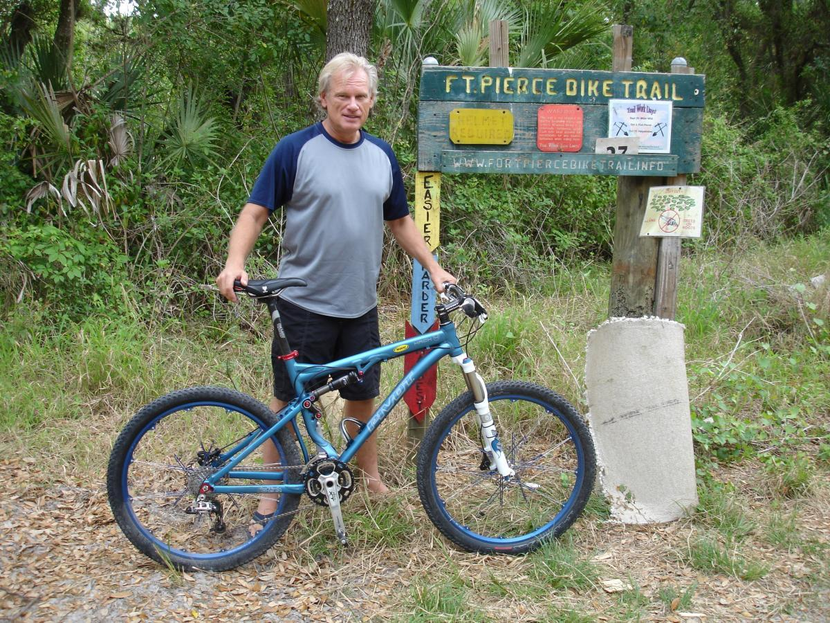 Fort Pierce Mountain Bike Trail