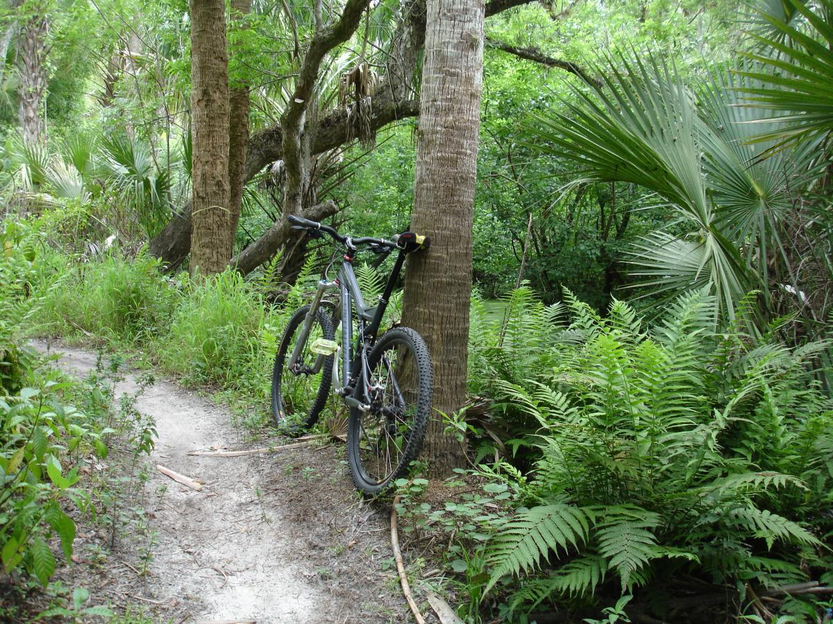 Fort Pierce Mountain Bike Trail