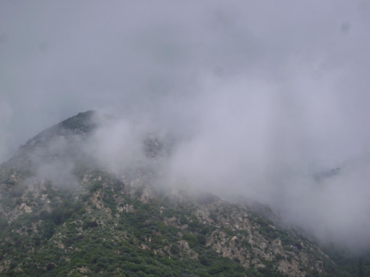 Echo Mountain Loop
