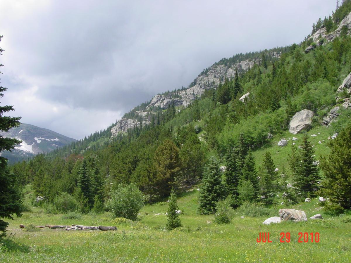Buchanan Pass