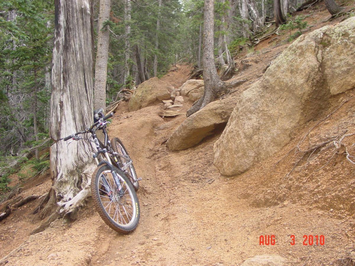 Jones Downhill