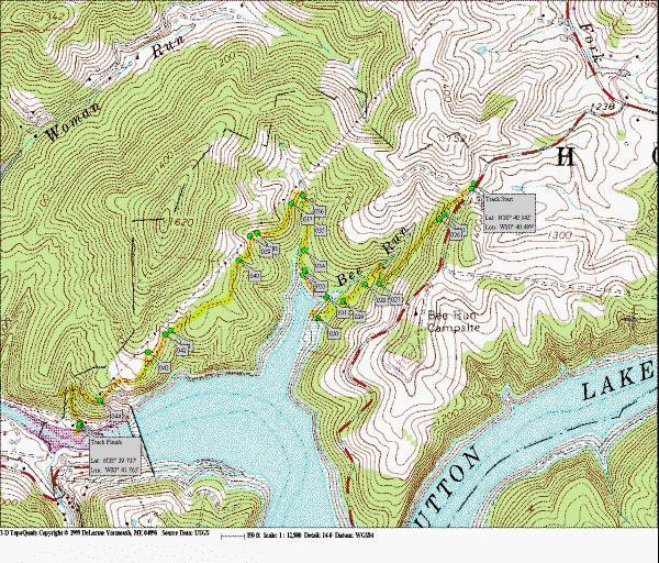Jeremiah Carpenter Trail