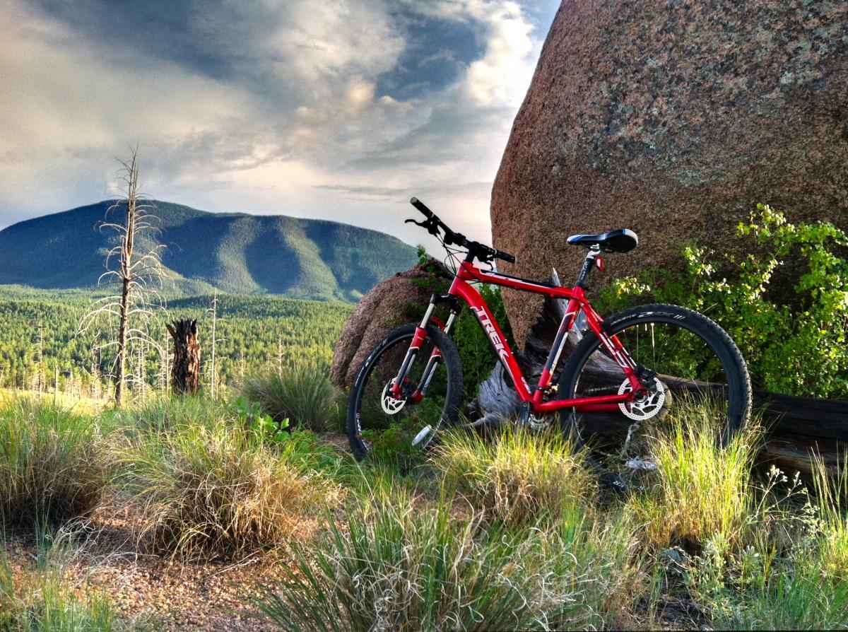 Colorado Trail: Morrison Creek / Lunar Loop