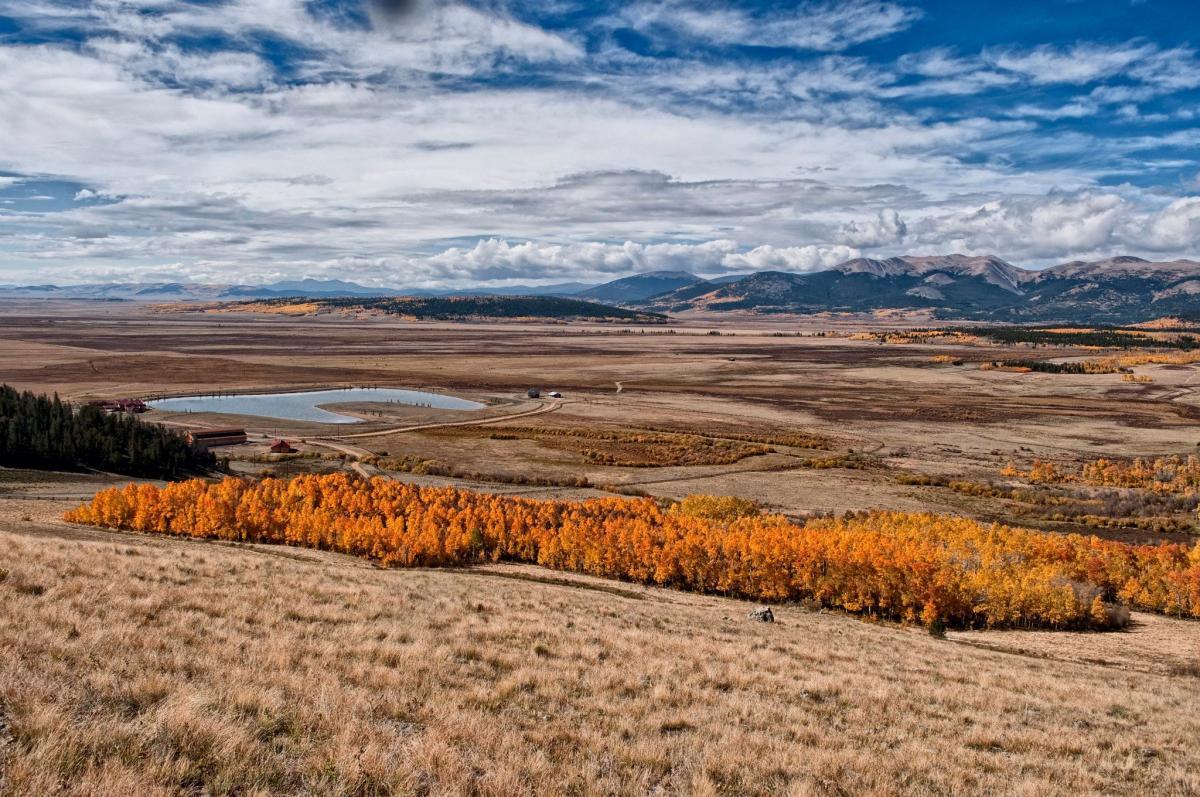 Verrassend Colorado Trail: Kenosha Pass To Breckenridge Mountain Bike Trail ZU-48