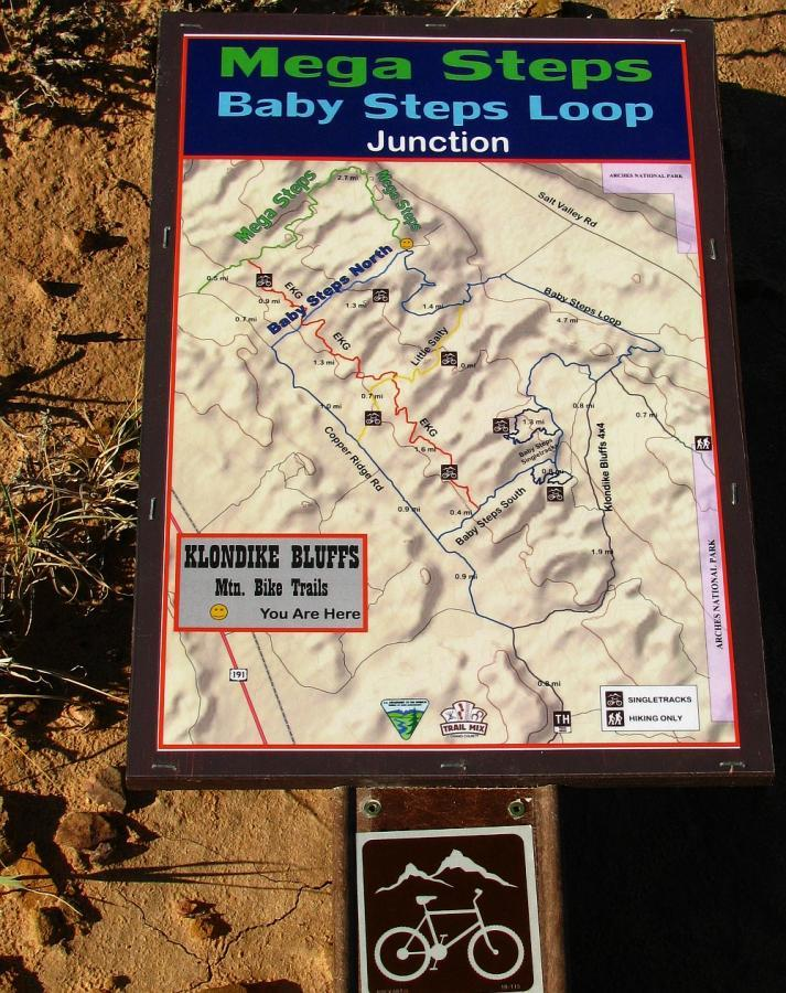 Baby Steps Singletrack Loop 1
