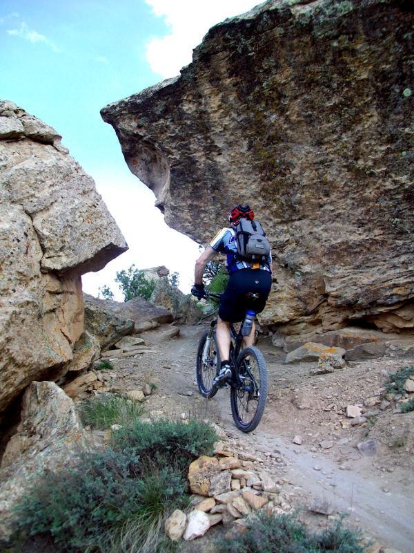 Blue Ridge Tire >> Moore Fun Mountain Bike Trail in Fruita, Colorado    SINGLETRACKS.COM
