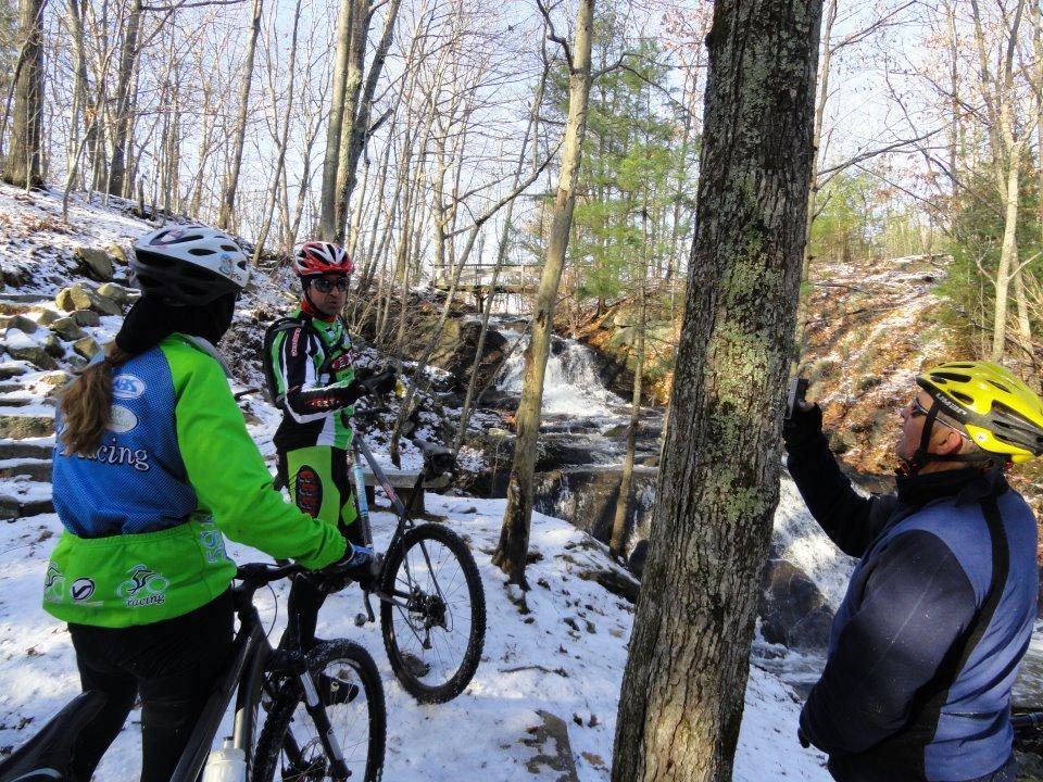 Evergreen cemetary mountain bike trail in portland maine for Portland maine bike trails
