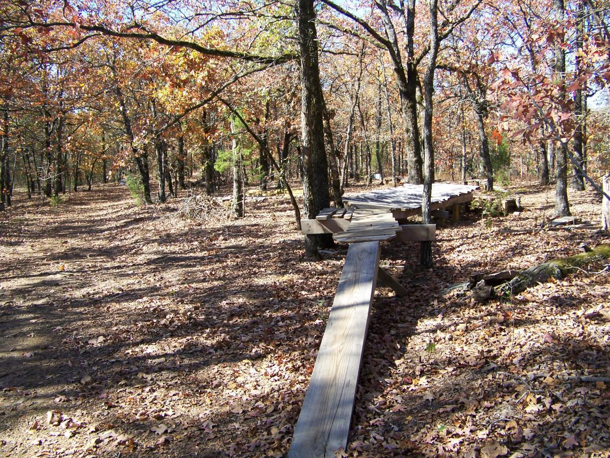 Ben Geren Park Trail