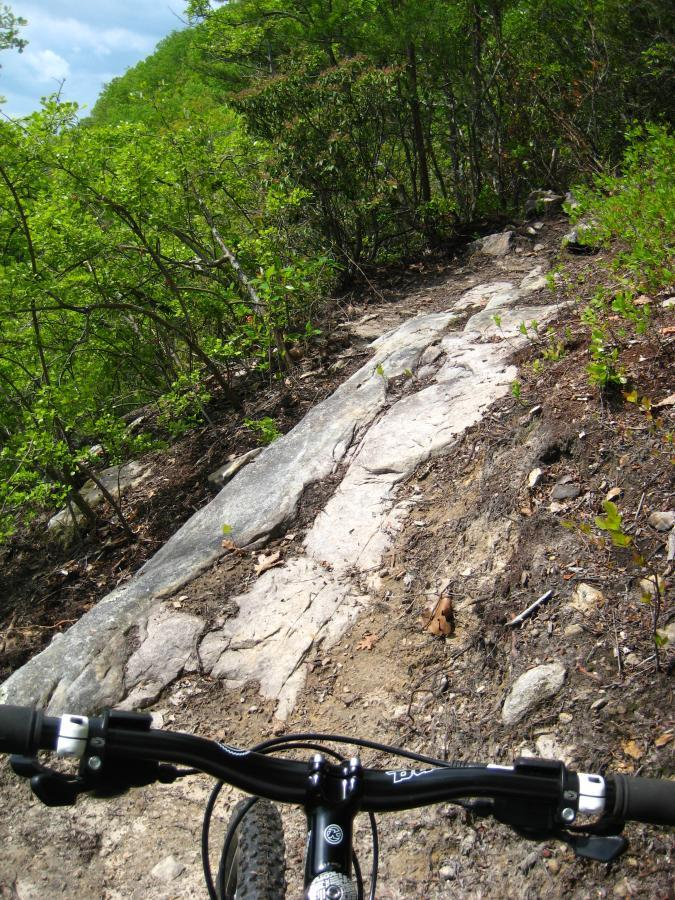 Windrock All-mountain Trails