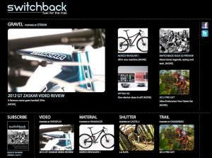 * Switchback - Fuel for the trail