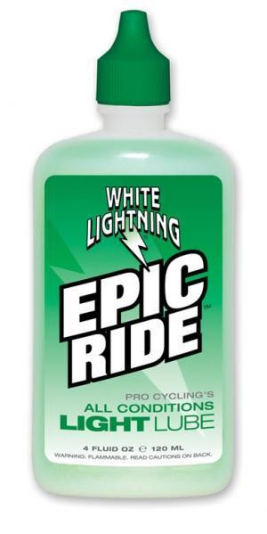 White Lightning Epic Ride Chain Lube
