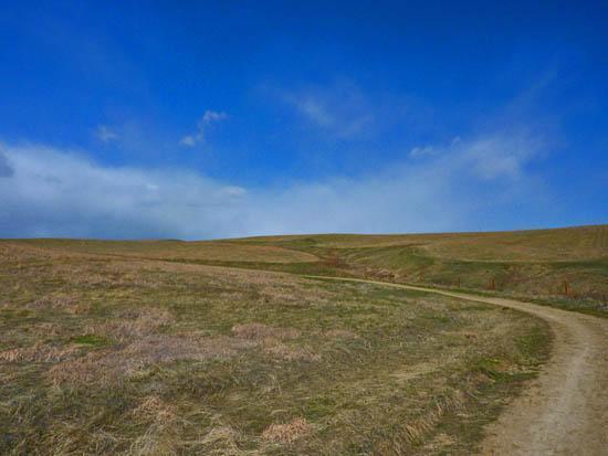 East Boulder Trail