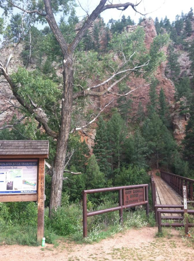 Colorado Trail: South Platte To Buffalo Creek