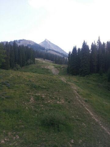 Evolution Bike Park at Crested Butte Mountain Resort