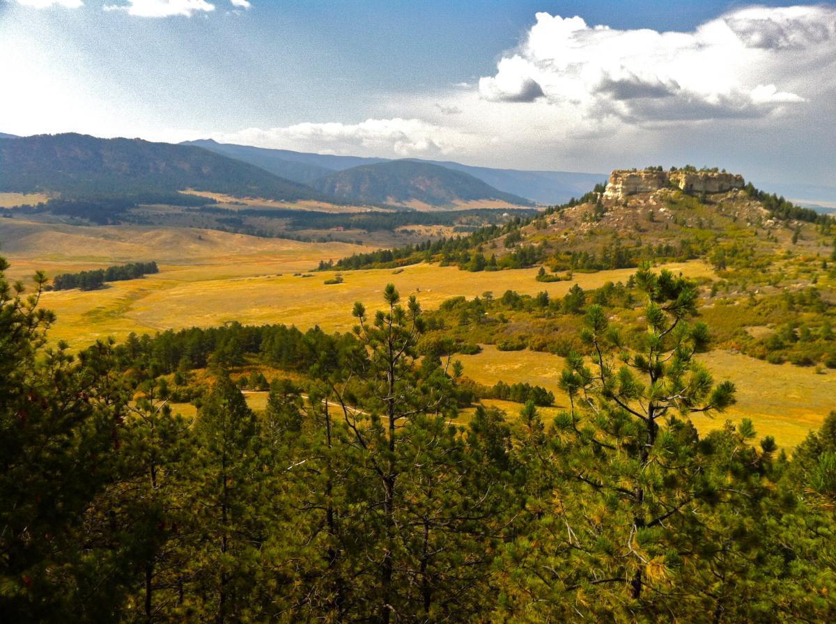 Spruce Mountain Trail Upper Loop
