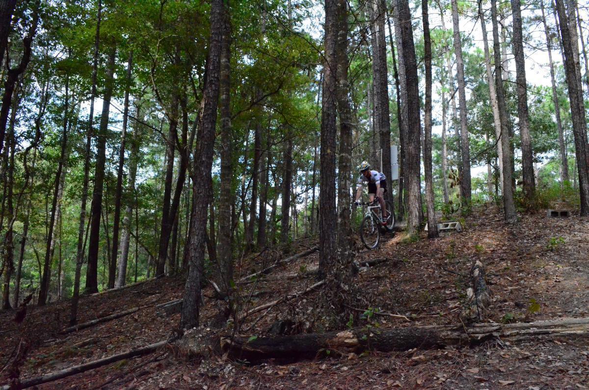 Golden Eagle Trail Complex / Longleaf Trace  Mountain Bike