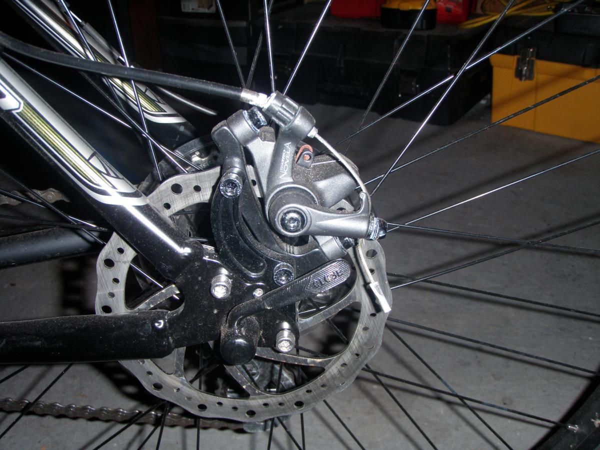tektro draco hydraulic disc brakes manual