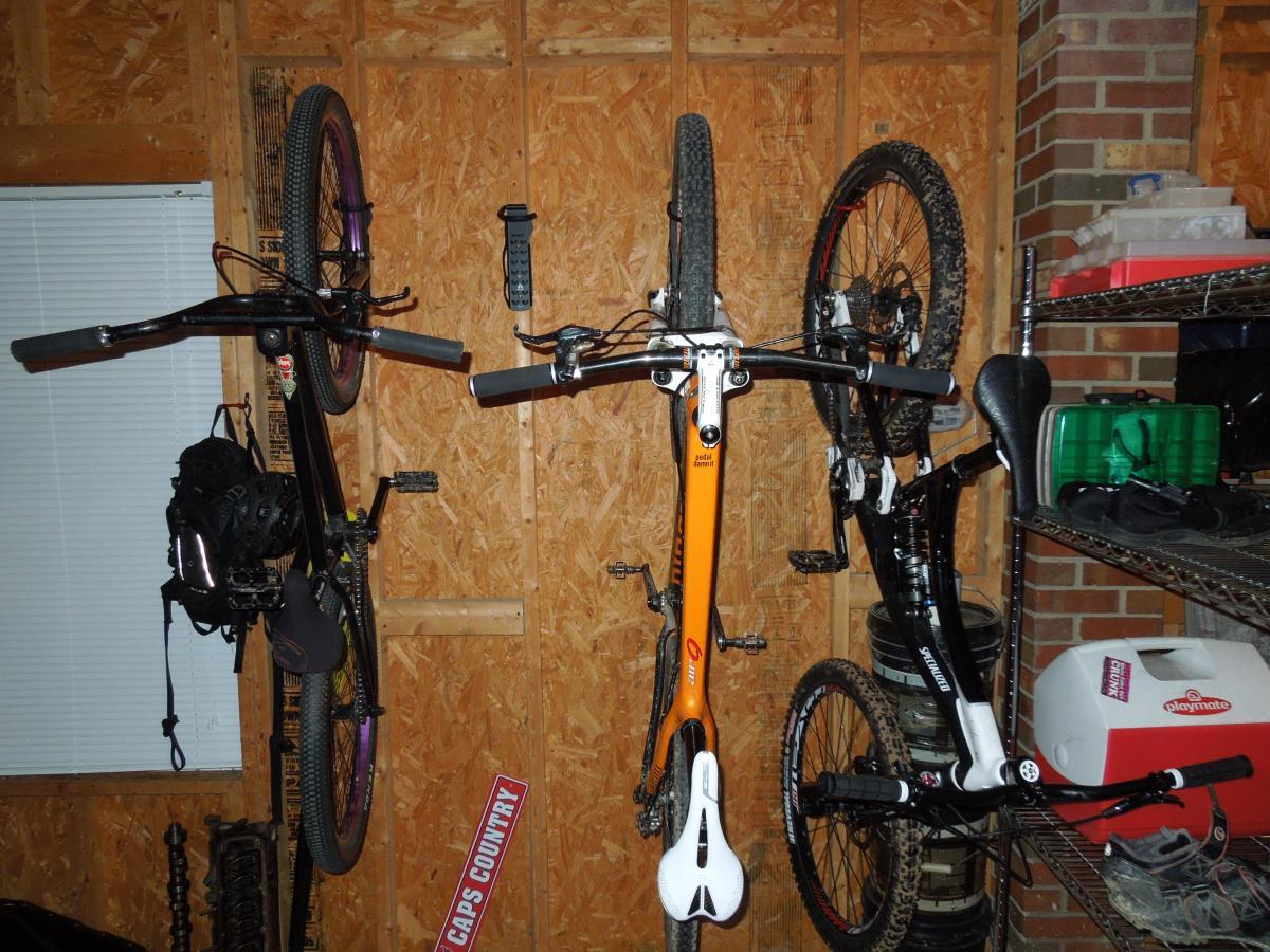 Sette Hook-It Vertical Bike Mount