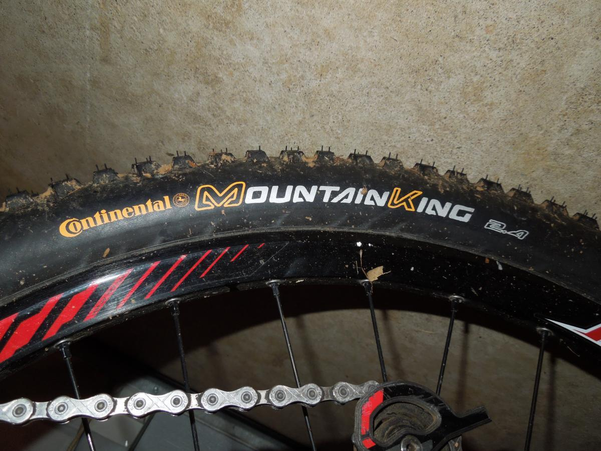 Continental Mountain King Race Sport