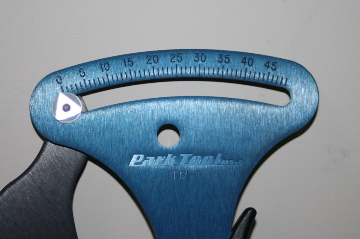 Park Tool Spoke Tension Meter