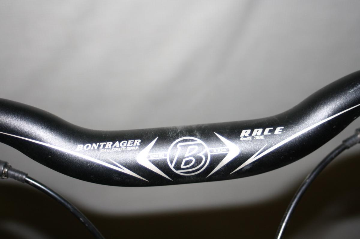 Bontrager Race Riser 31.8