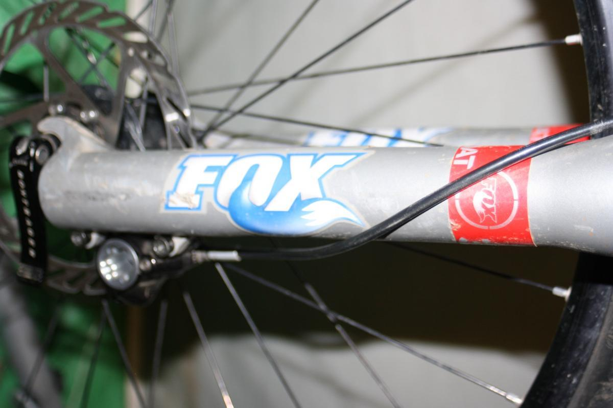 Fox Racing Shox 32 Float