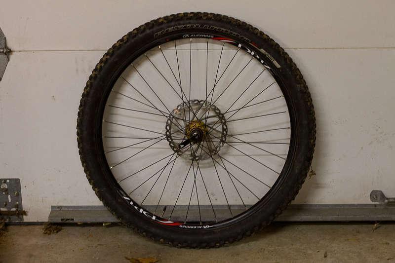 Rims For Cheap >> Alex DP17 (Disc) Rim Reviews | Mountain Bike Reviews || SINGLETRACKS.COM