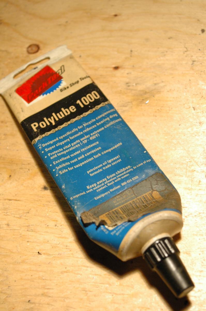 Park Polylube 1000