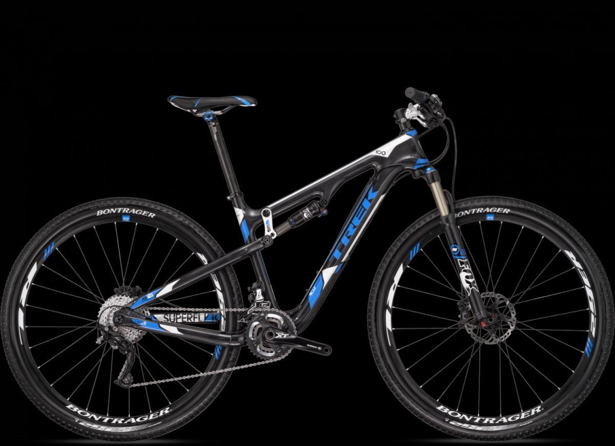 Trek Superfly 100 Elite carbon
