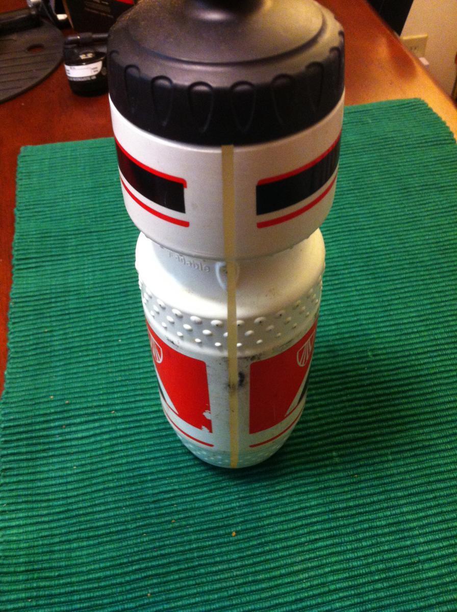 Trek Logo Bottle