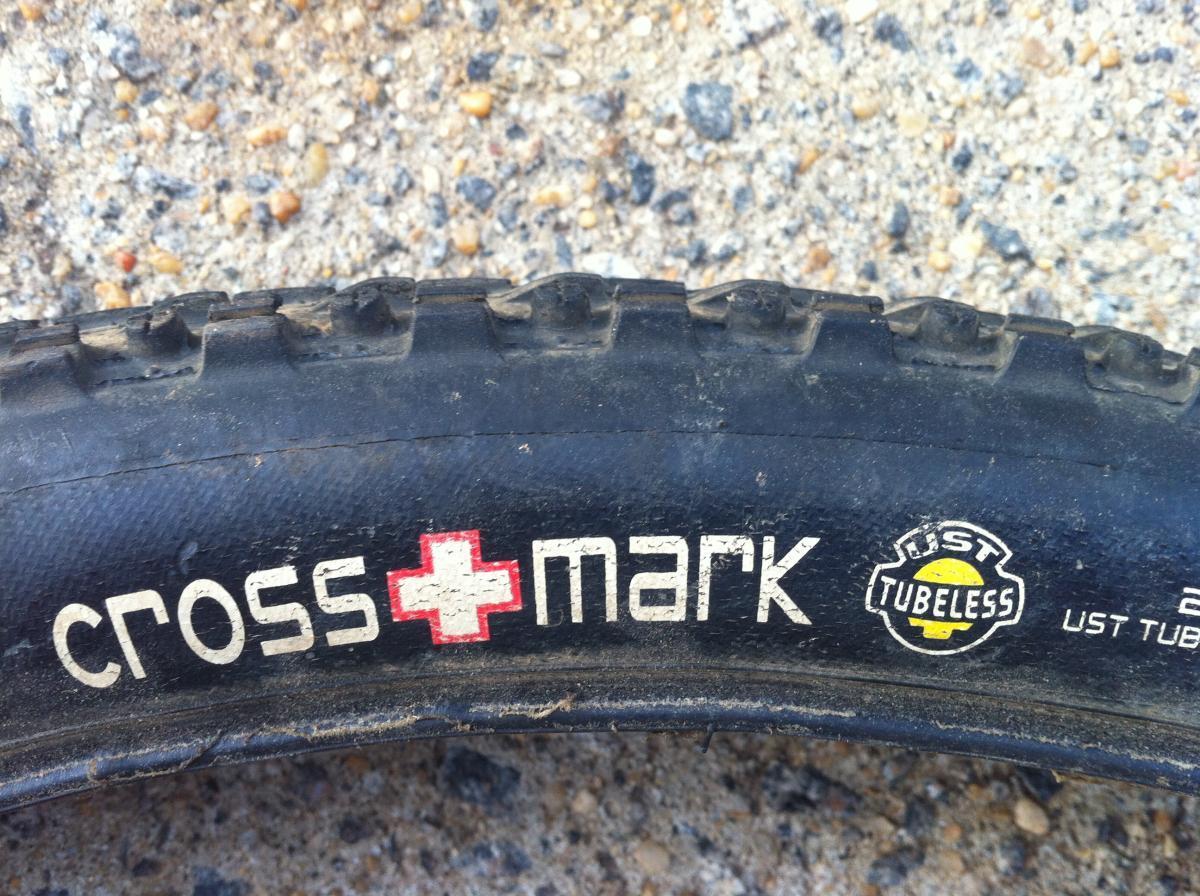 Maxxis Crossmark UST