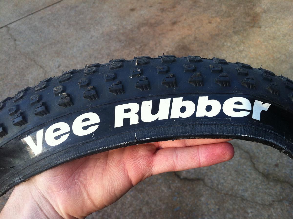 Vee Rubber V8