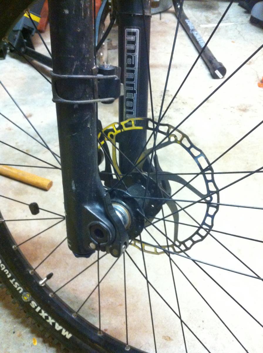 Forte Loco Front Wheel