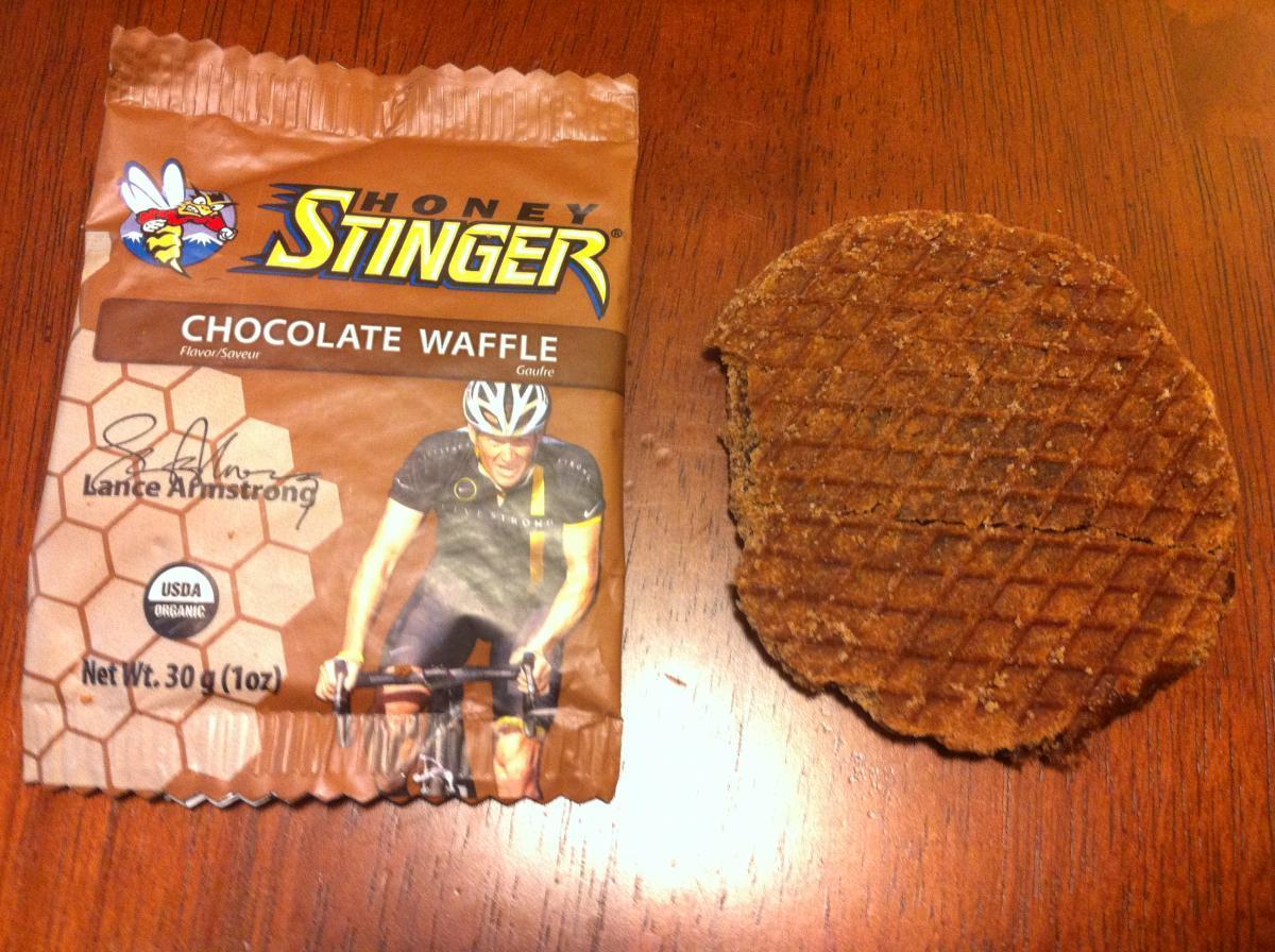 Honey Stinger Chocolate Waffle