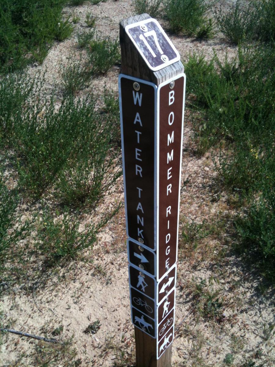 Watertank Trail