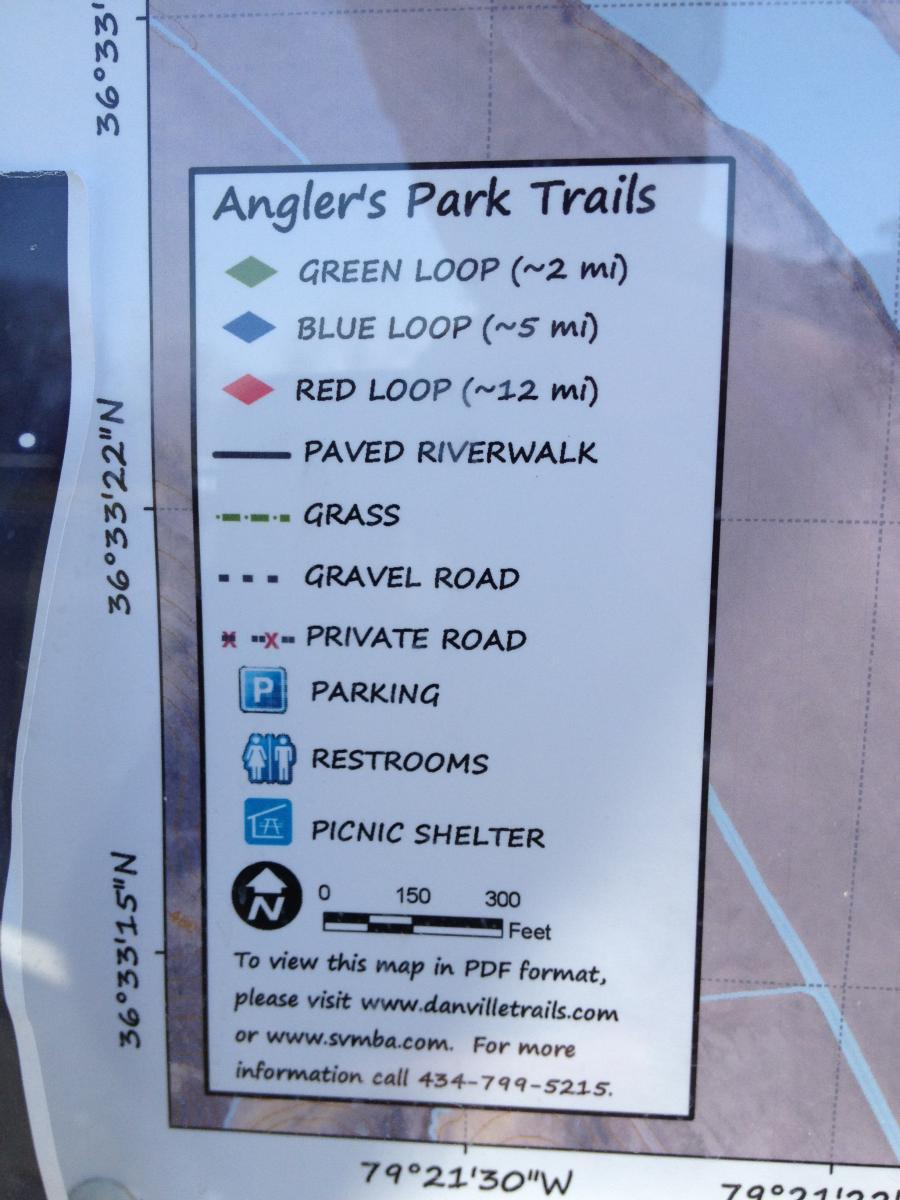 Angler's Ridge