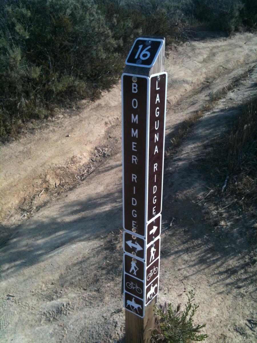 Laguna Ridge Trail