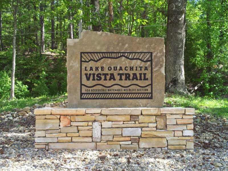 Lake Ouachita Vista Trail