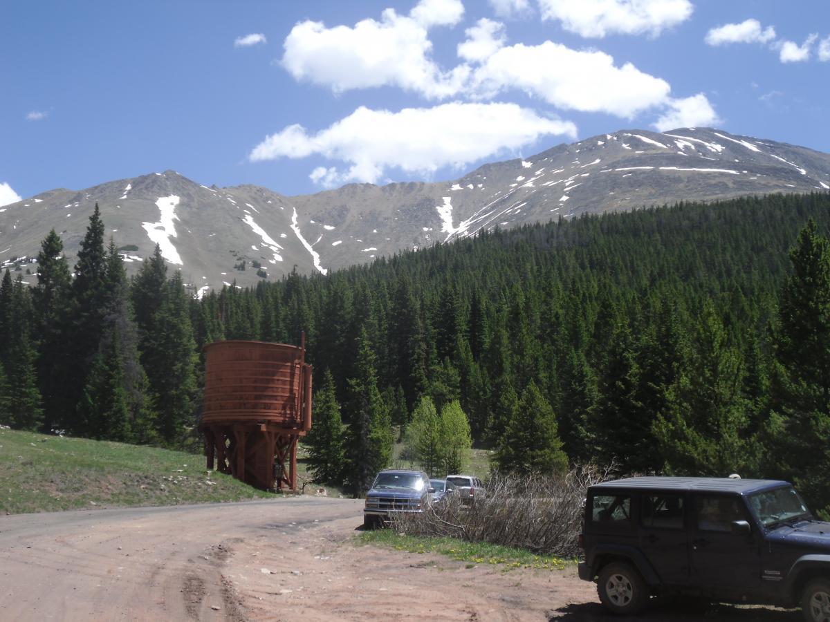 Baker Tank Trail