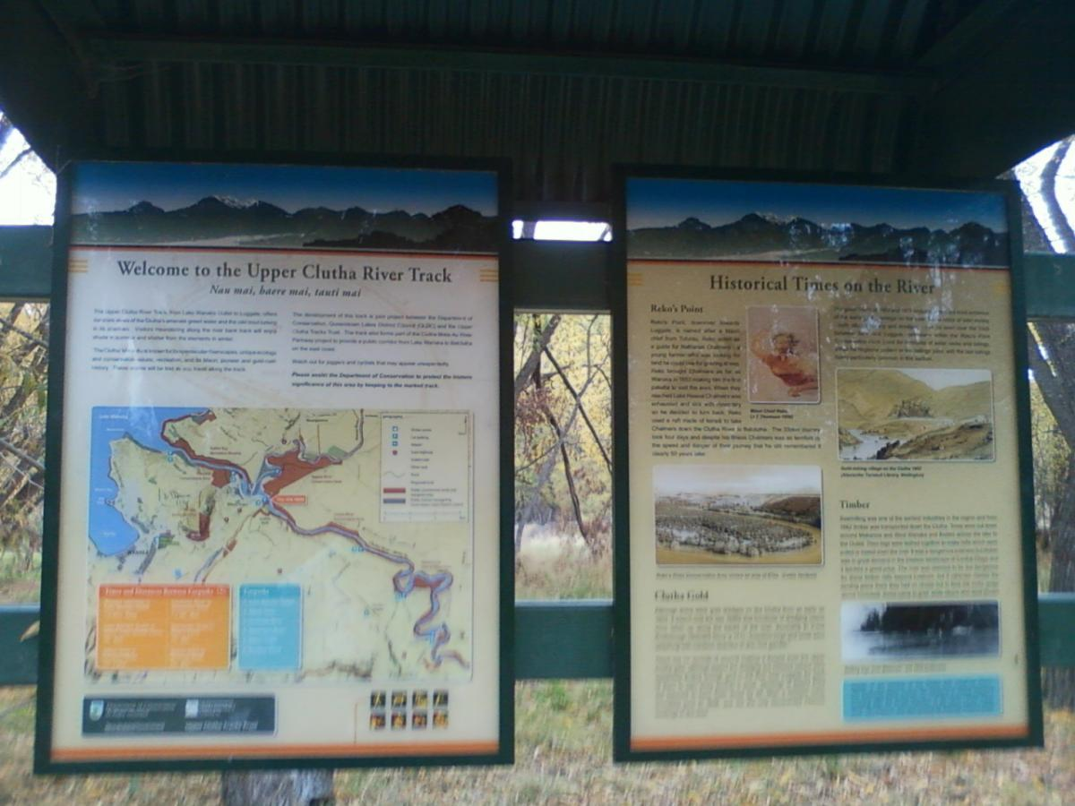 Upper Clutha River Loop